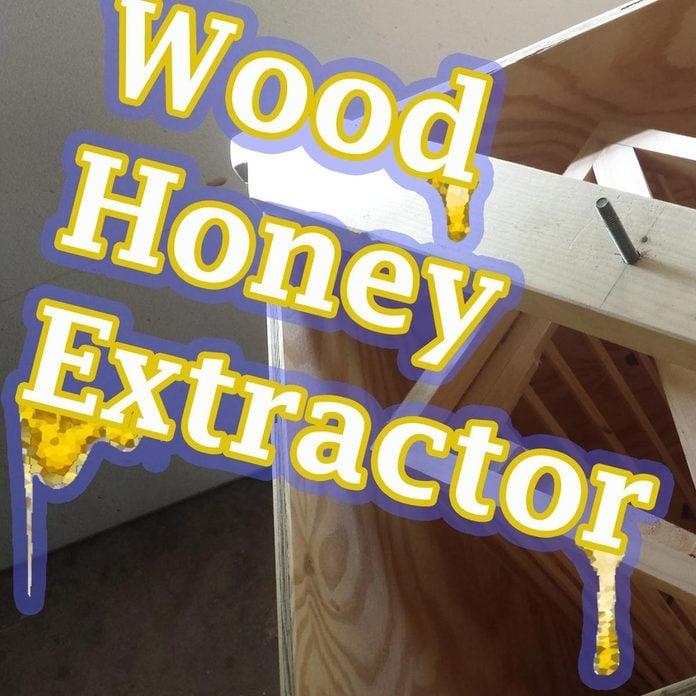 Honey Extractor Bee