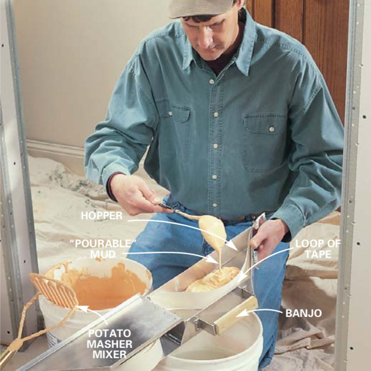 How To Tape Drywall Like A Pro Expert Tips Using Drywall