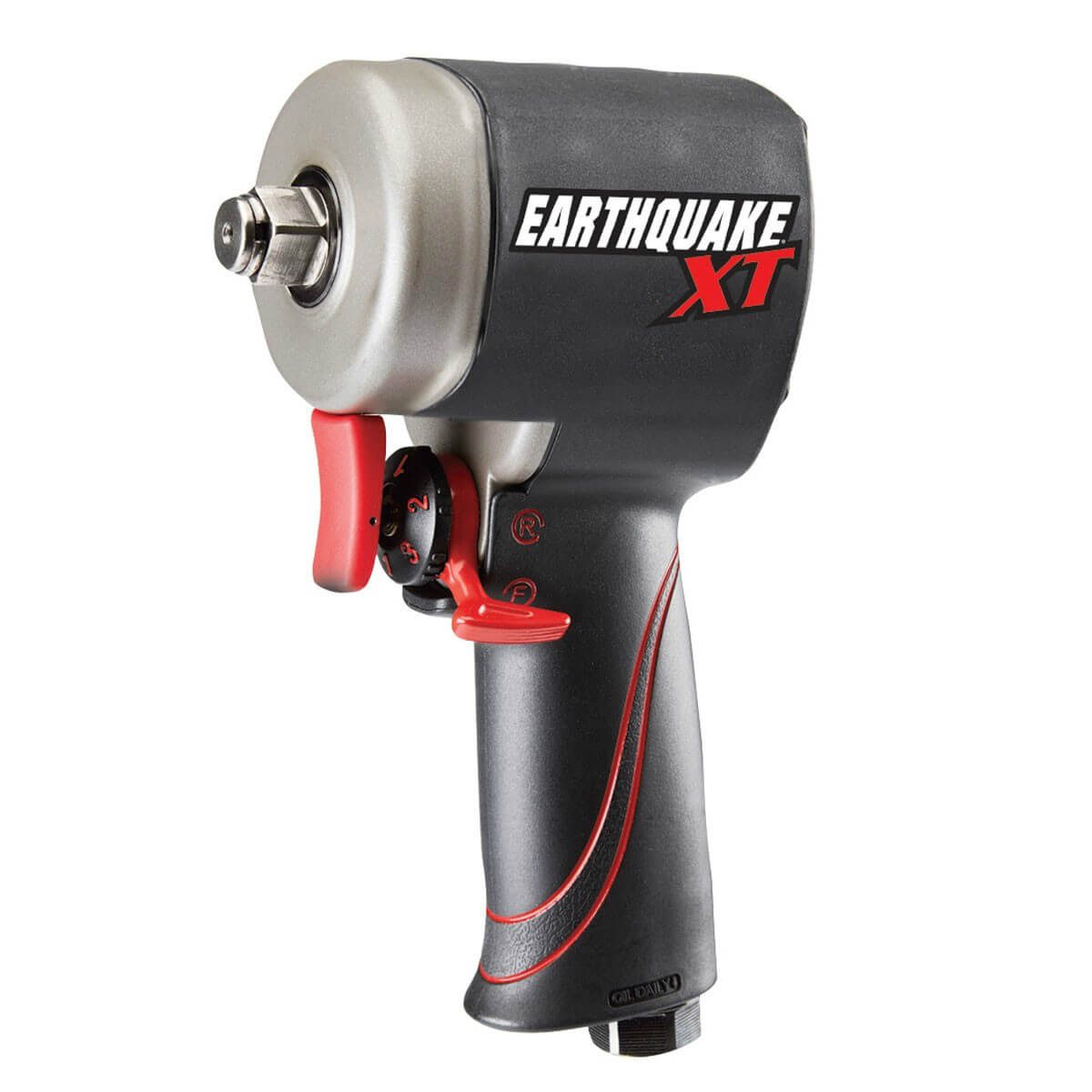 Stub Impact Wrench
