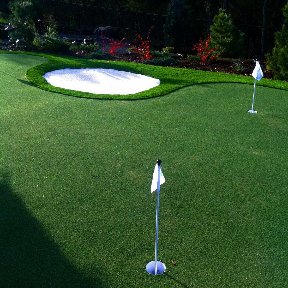 19 Crazy Cool Backyard Putting Greens — The Family Handyman on
