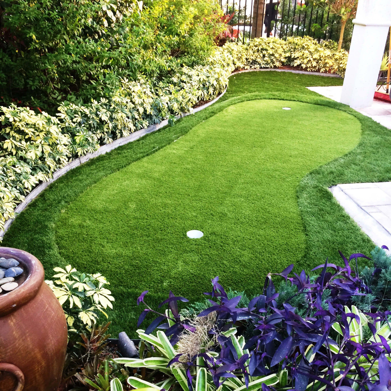 19 Crazy Cool Backyard Putting Greens — The Family Handyman on Putting Green Ideas For Backyard id=18868