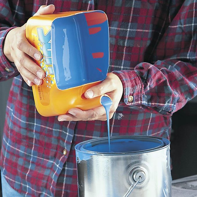 tide painting container