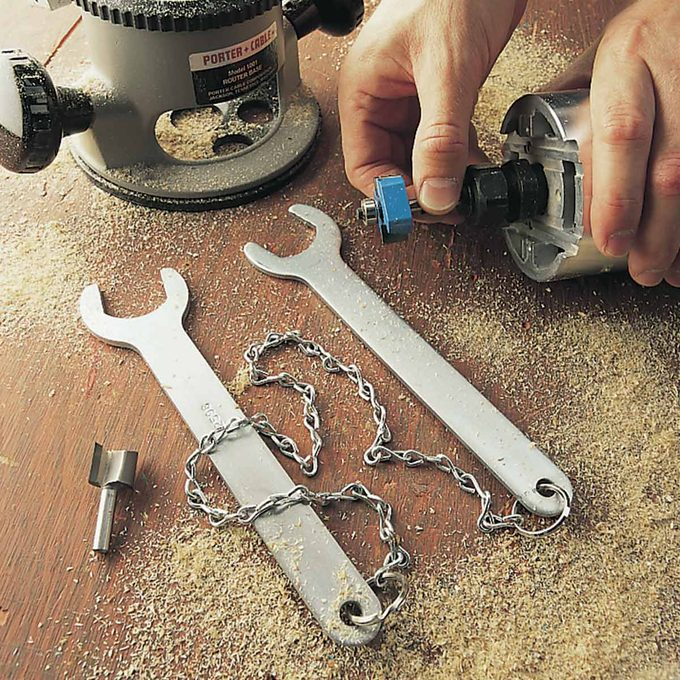 router wrenches