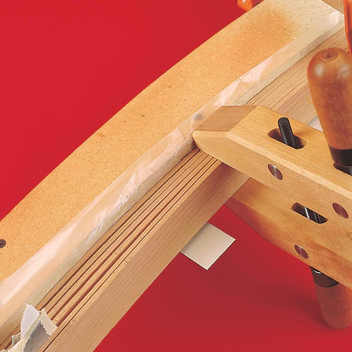 wood wax paper laminating