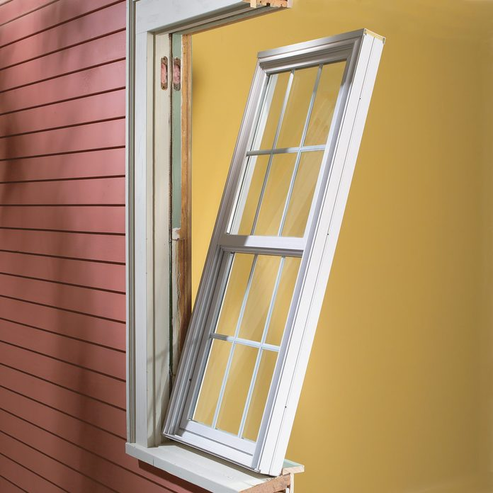 install vinyl window replacement