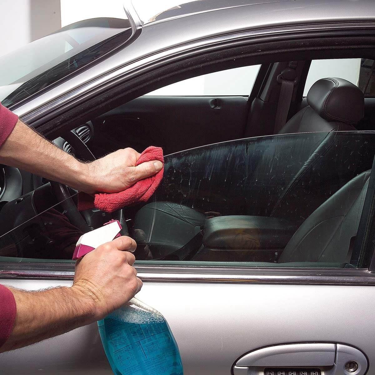 100 car maintenance tasks you can do on your own family handyman wash the windows solutioingenieria Images