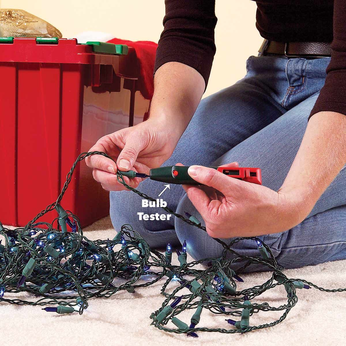 christmas tree light bulb tester