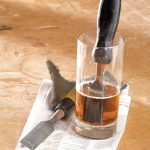 How to Clean Tools: Clean Rusty Tools With Vinegar