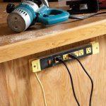 How to Add a Workbench Power Strip