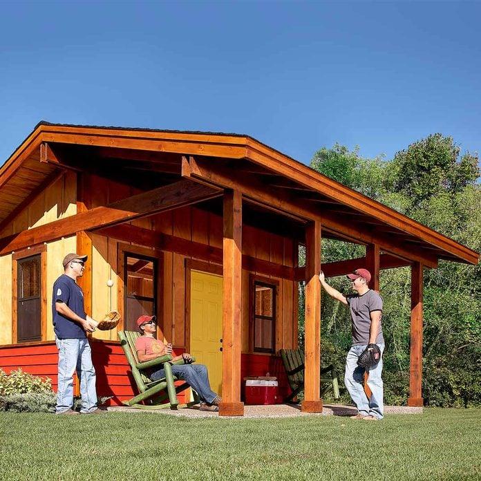 shed plus shelter finished