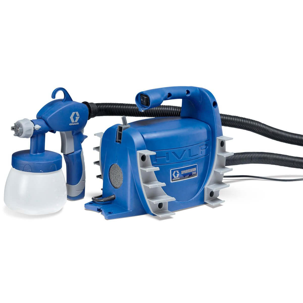 paint sprayer hvlp spray gun