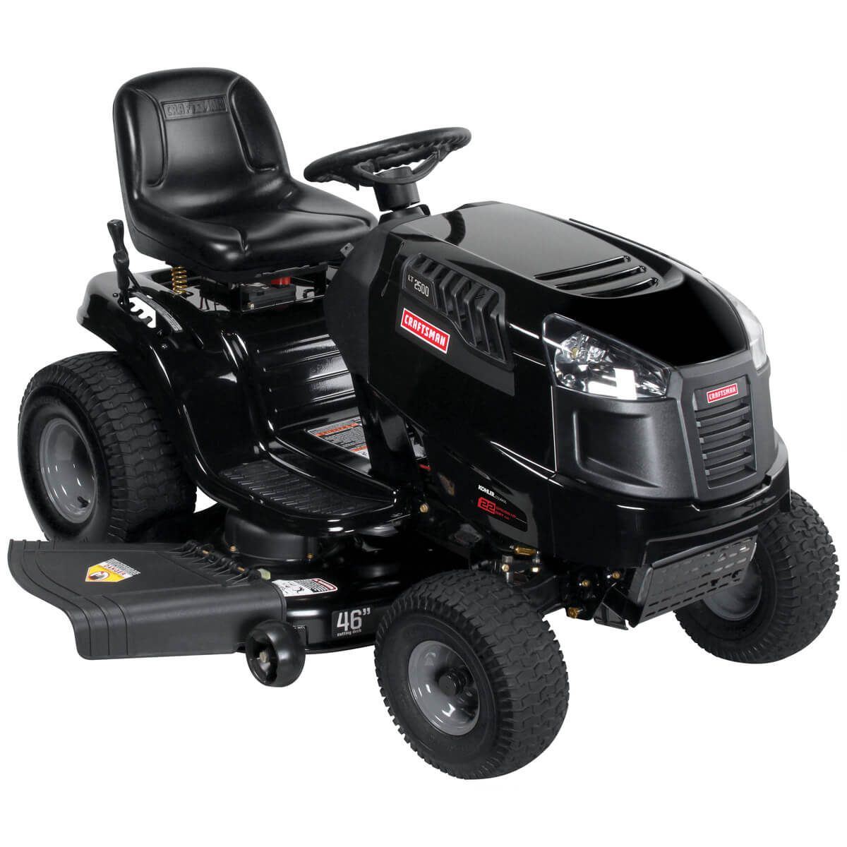 Hydrostatic Transmission Tractor : The best features to look for when buying a lawn tractor