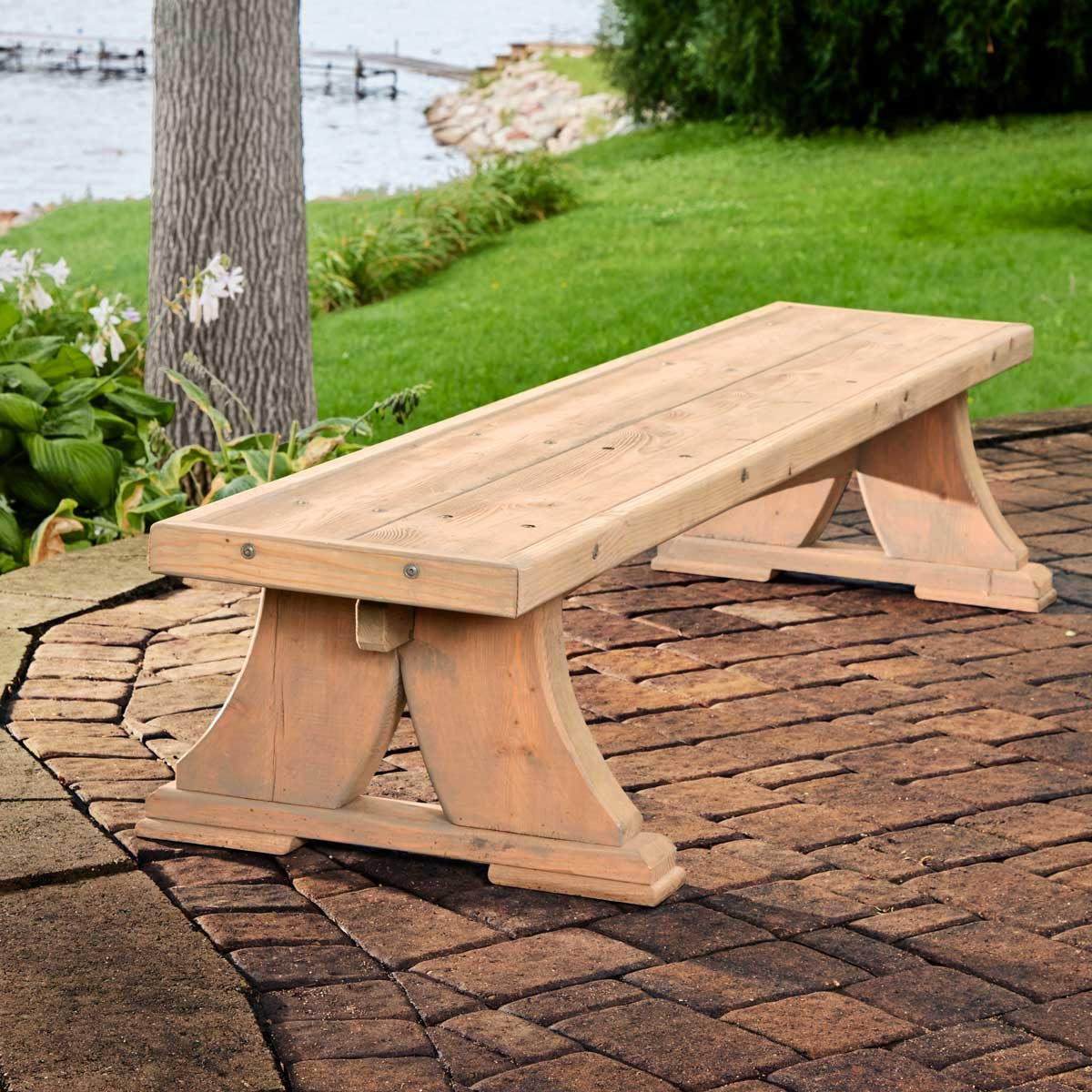 Heavy Duty Viking Bench The Family Handyman