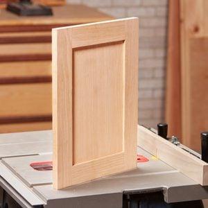 DIY Shaker Cabinet Doors