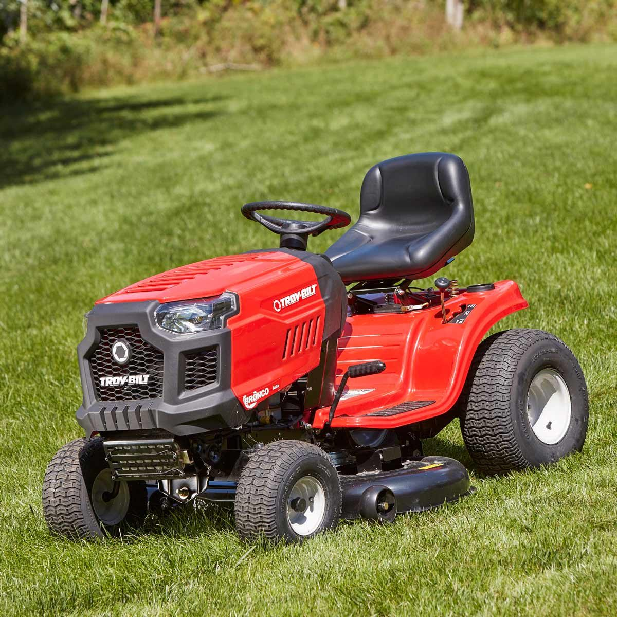 Lawn And Garden Tractor : Best in diy lawn tractors — the family handyman