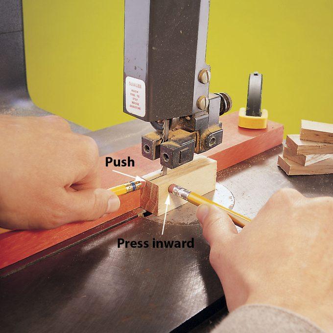 pencil eraser push sticks