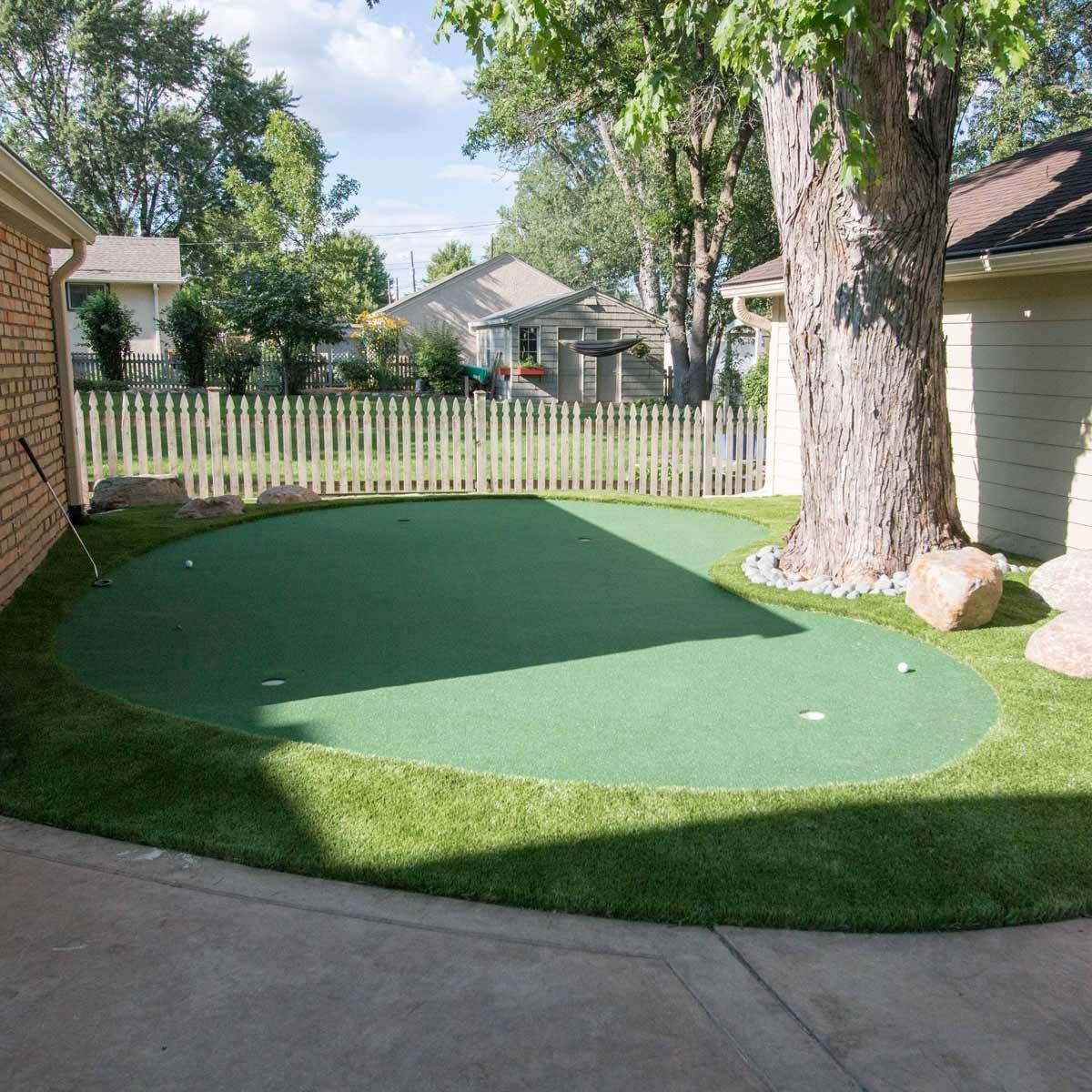 19 Crazy Cool Backyard Putting Greens Family Handyman