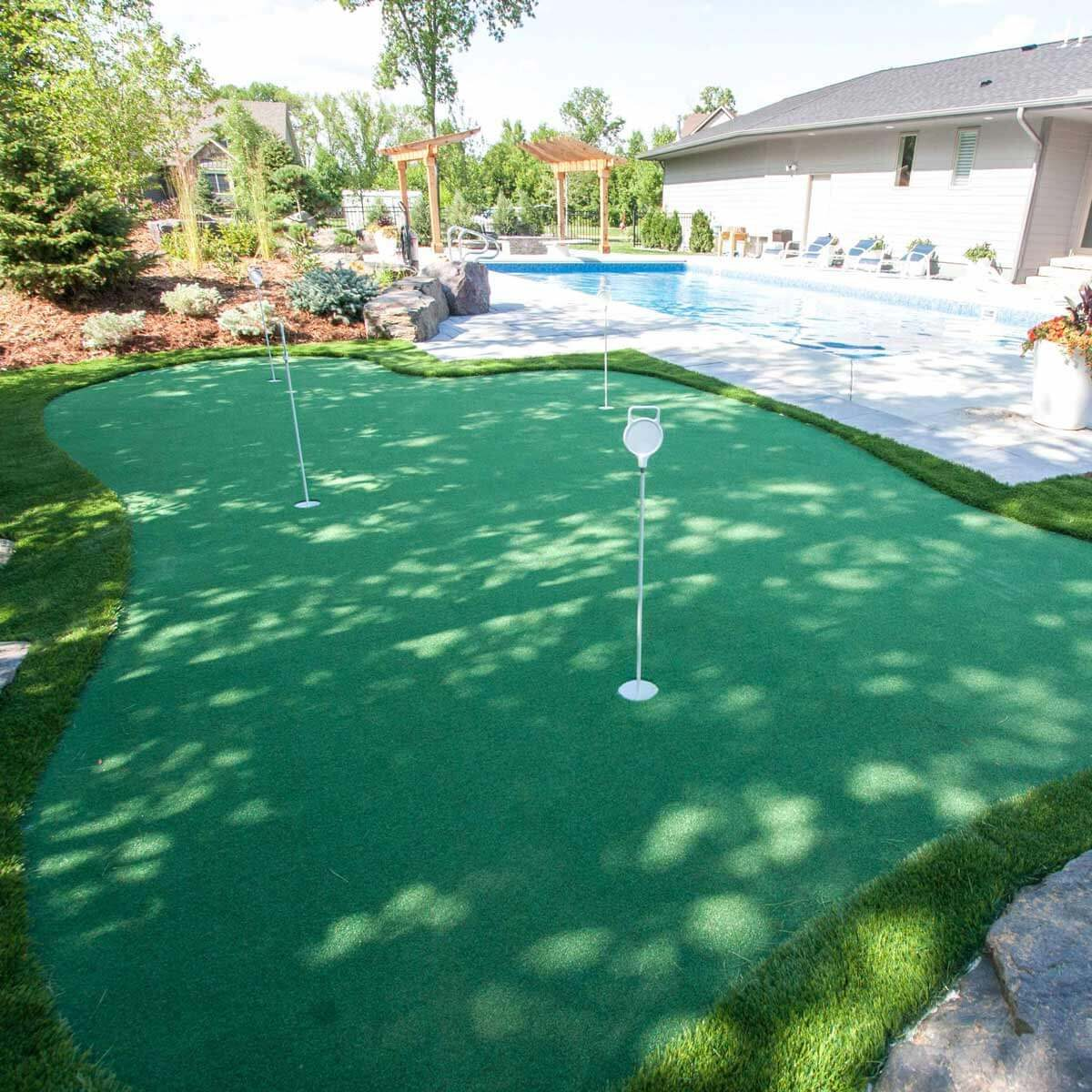19 Crazy Cool Backyard Putting Greens | Family Handyman