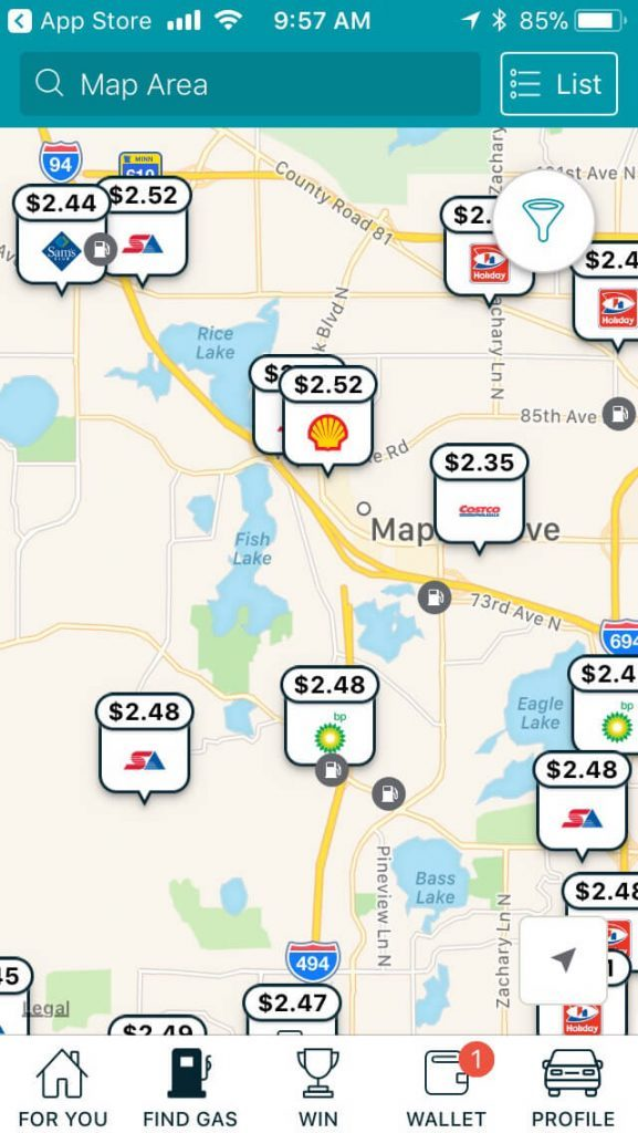 Gas Price Near Me >> Here S Why You Need To Start Buying Gas At Costco