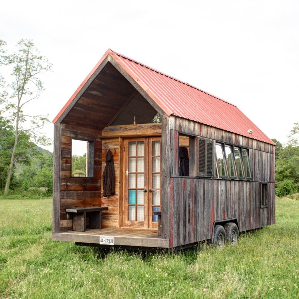 25 Tiny Homes Built From Recycled Material The Family Handyman