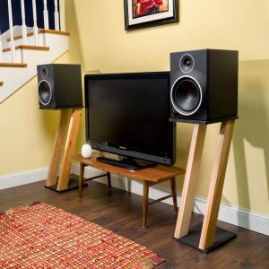 Saturday Morning Workshop: How To Build Speaker Stands