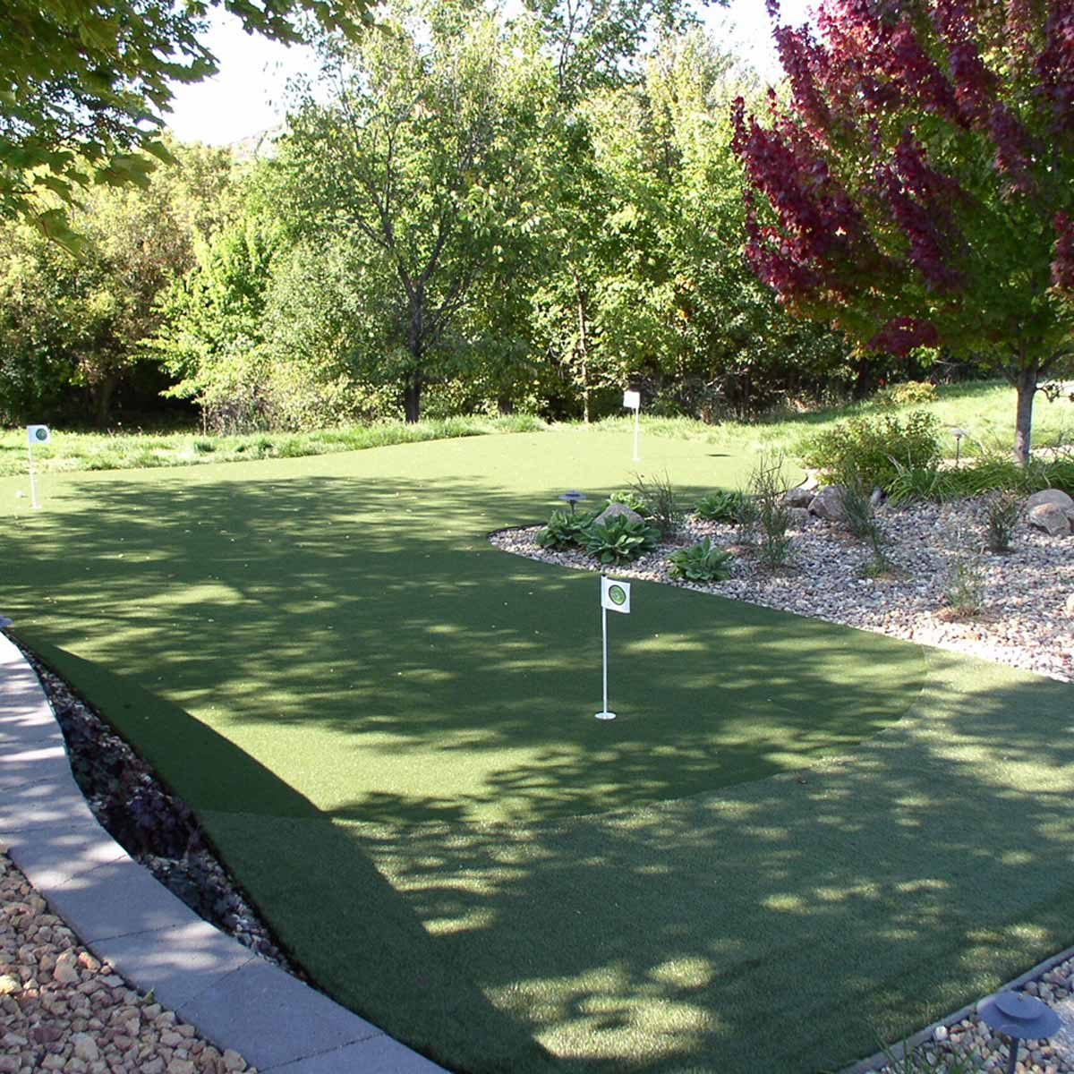19 Crazy Cool Backyard Putting Greens — The Family Handyman on Putting Green Ideas For Backyard id=87364