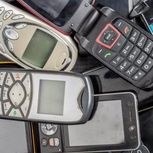 What You Should Do With Your Old Cell Phone?