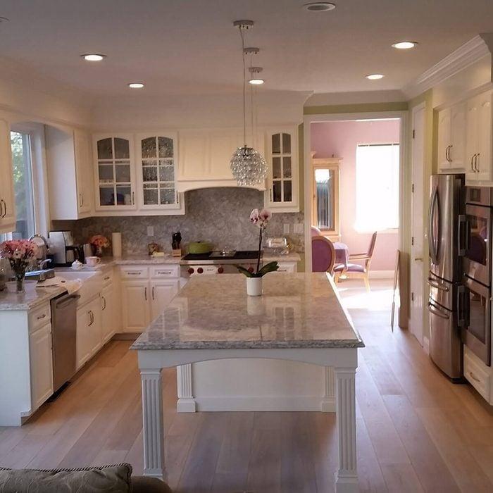 finished kitchen remodel