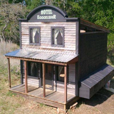 chicken coop saloon hotel chicken coops