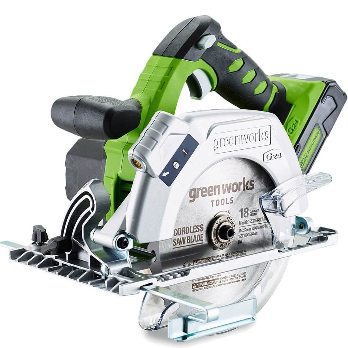 costco greenworks circular saw