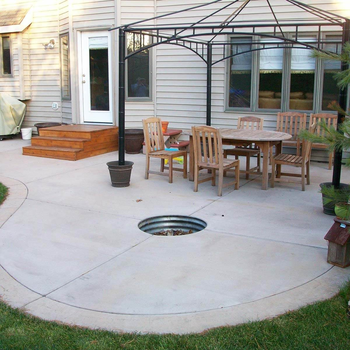 Back Yard Patio Ideas: 15 Perfect Patio Designs