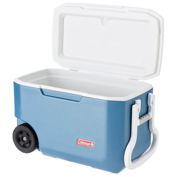 cooler with wheels