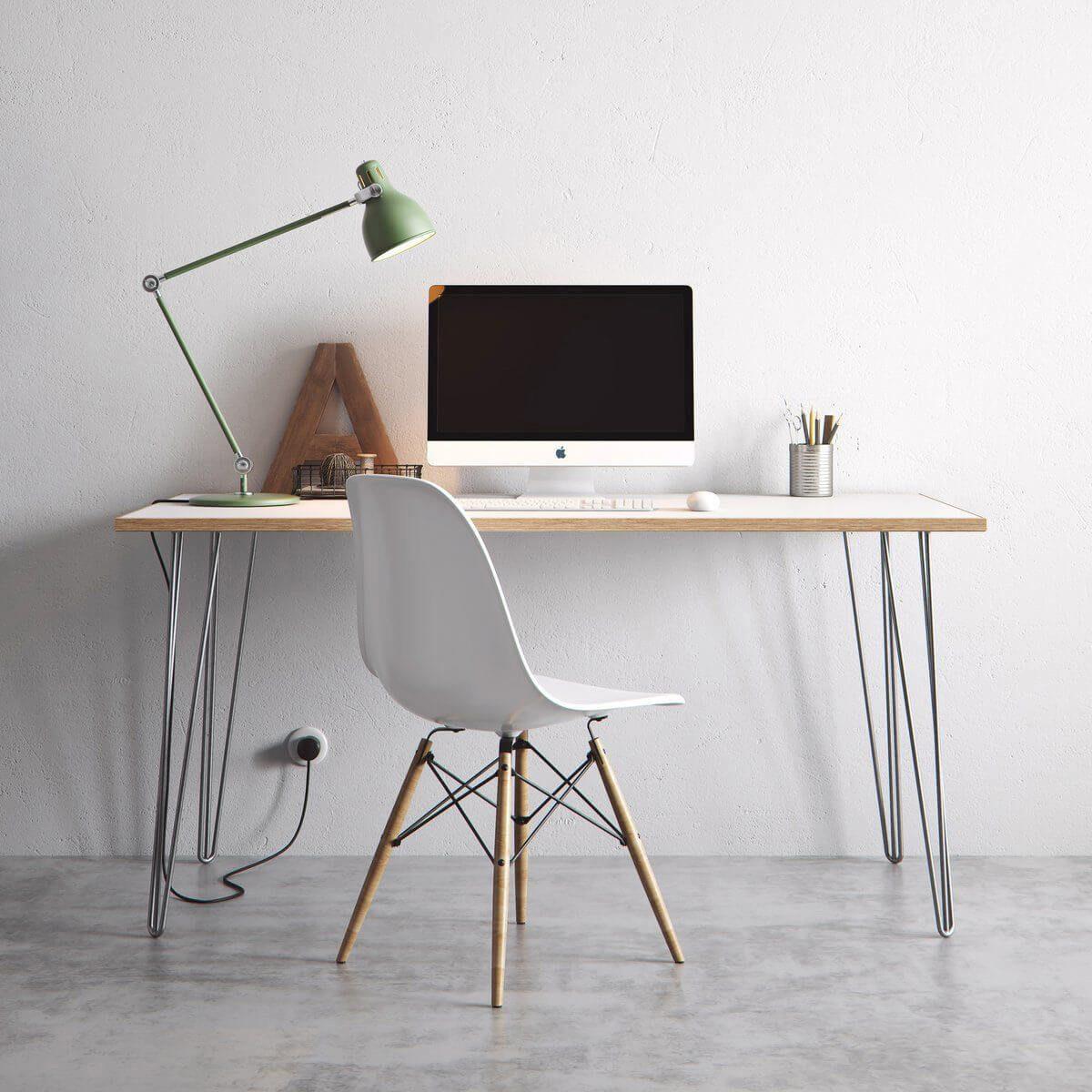 Hairpin Leg Desk