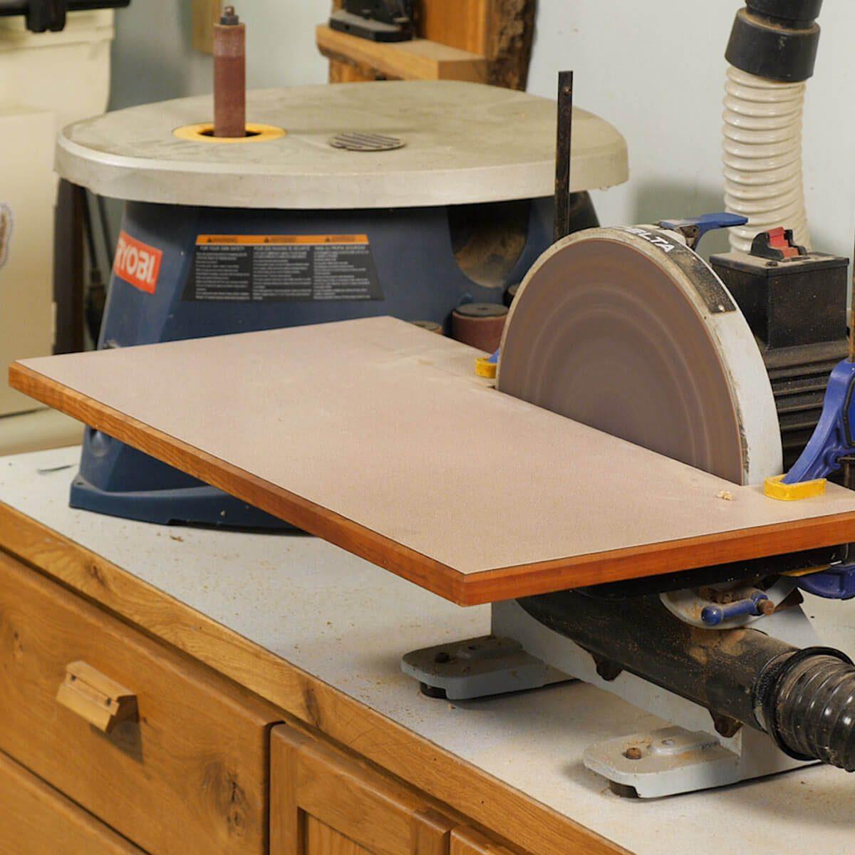 how to make a disk sander extension table mendyl vinyl siding repair kit. Black Bedroom Furniture Sets. Home Design Ideas