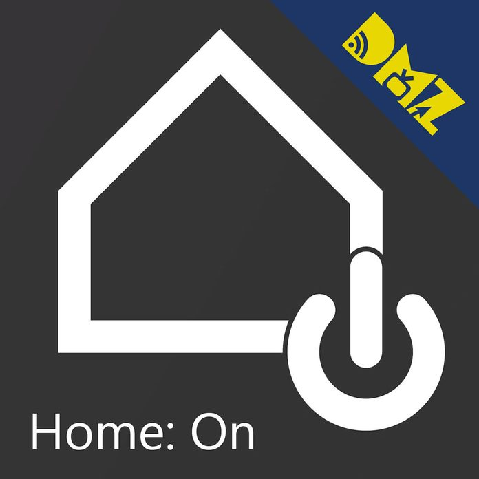 home on podcast