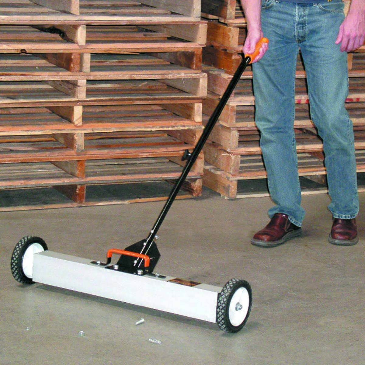 30-Inch Magnetic Sweepers