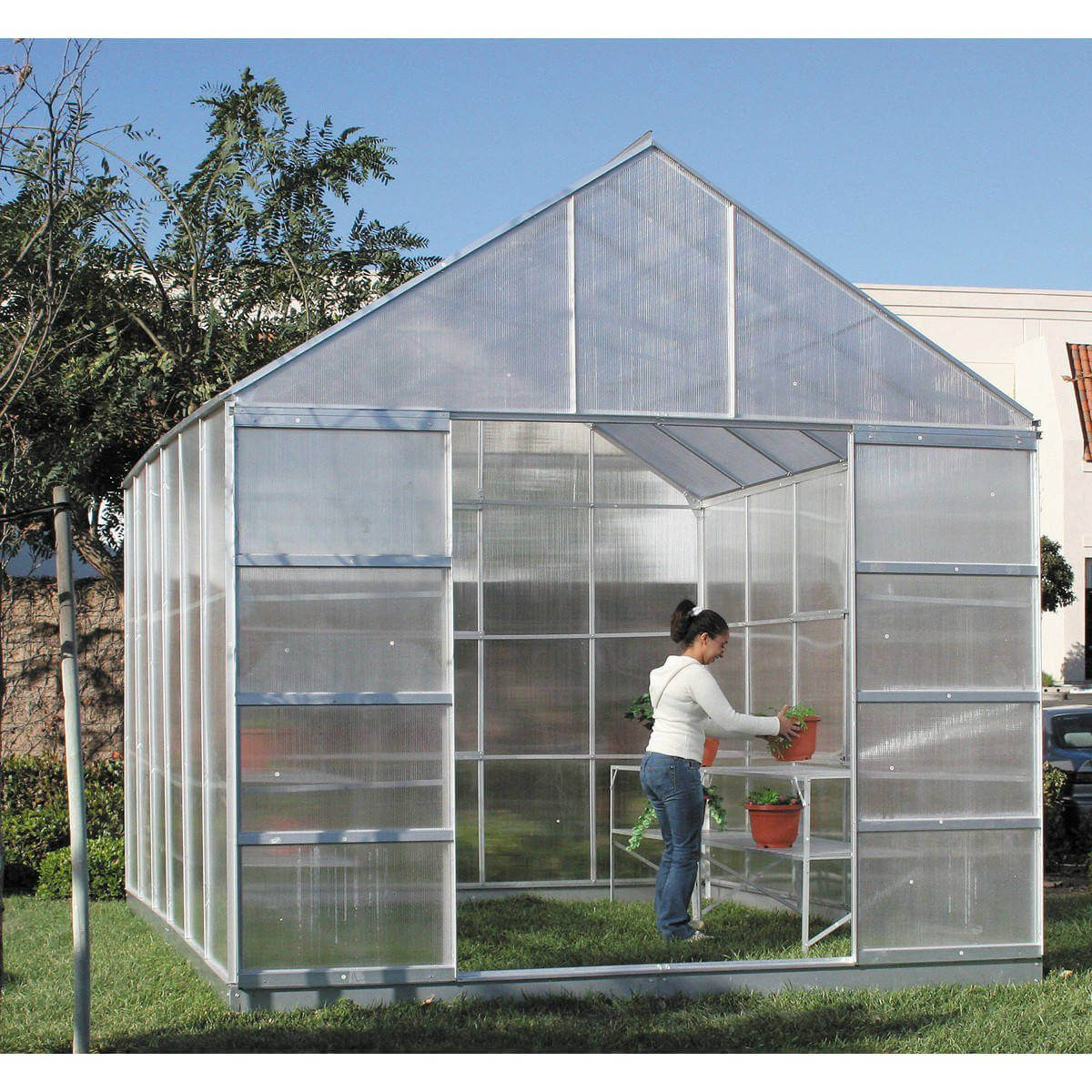 harbor freight greenhouse