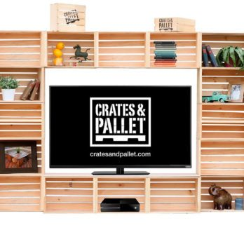 How to Build a DIY Media Center with Crates