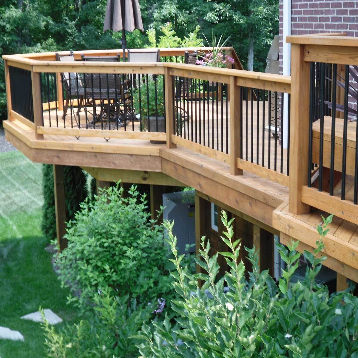 10 Inspiring Deck Designs—Big & Small | Family Handyman