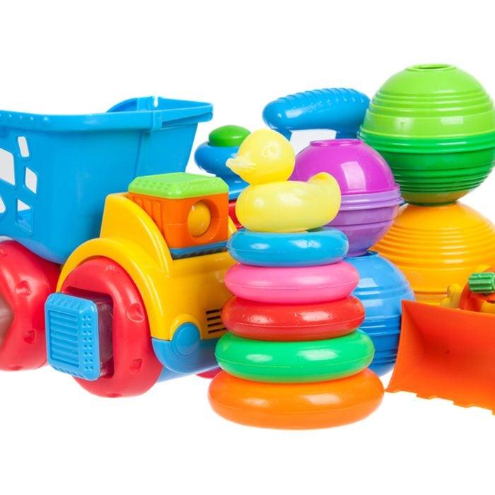 plastic baby toys