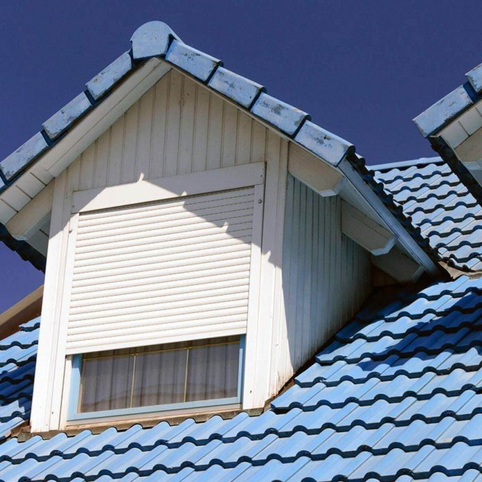 Blue Roof Color Trends