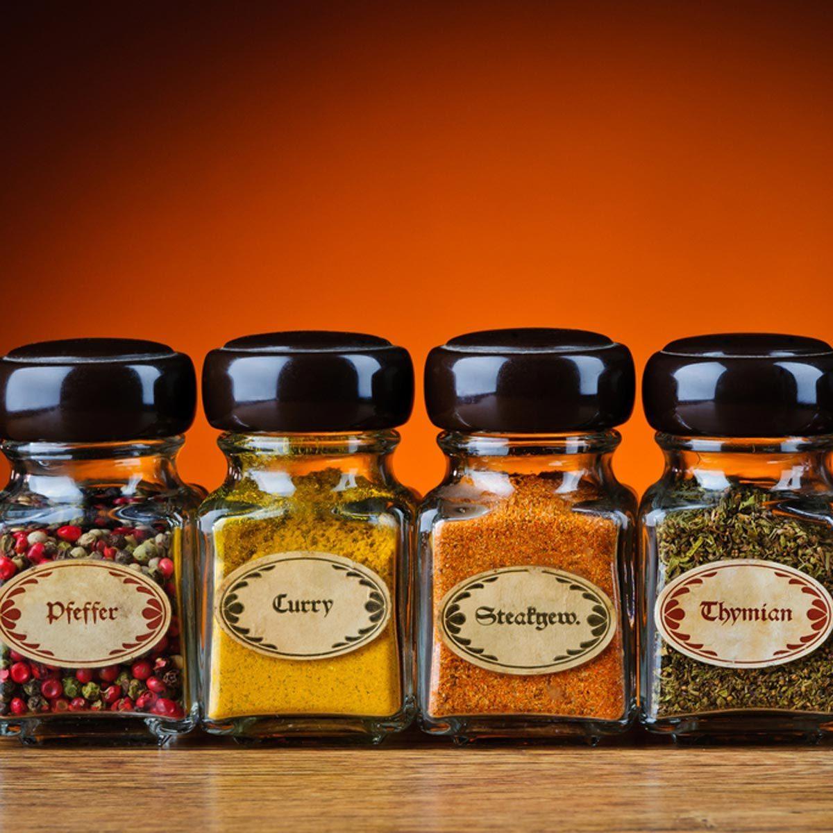 Make Spice Labels