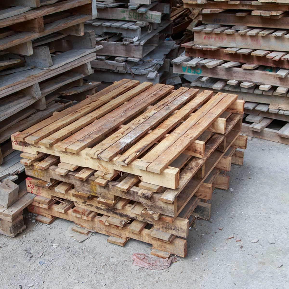 pallet wood pallets