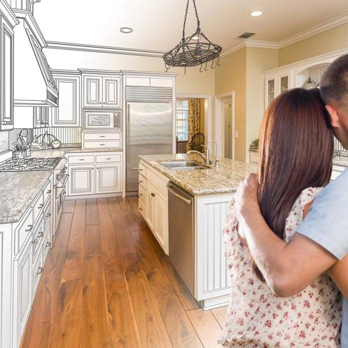 kitchen remodel plan
