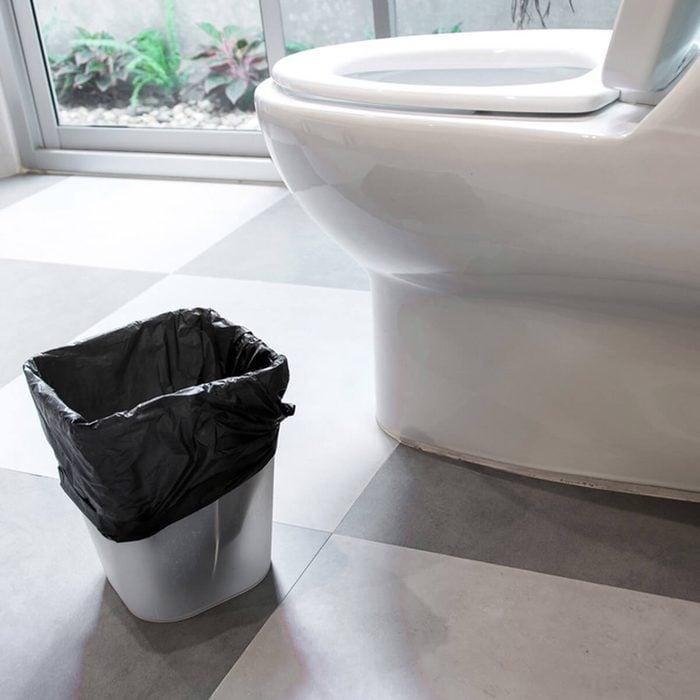 Bathroom Waste Basket garbage can