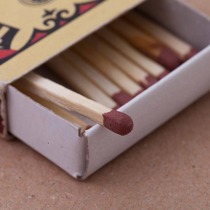 fire starter, matches