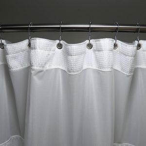 Always Sticking To Your Shower Curtain? Here's How To Fix It