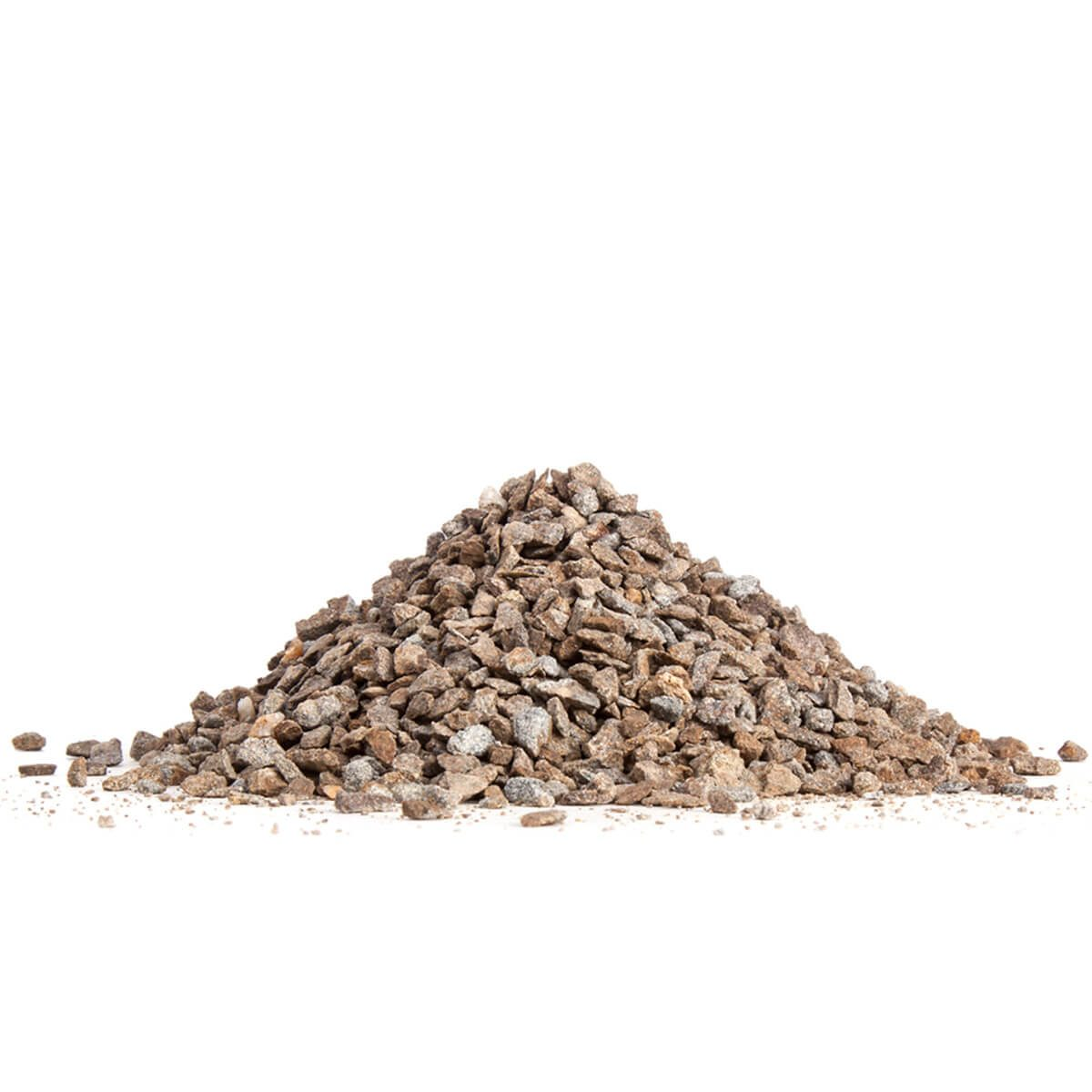 crushed concrete gravel base