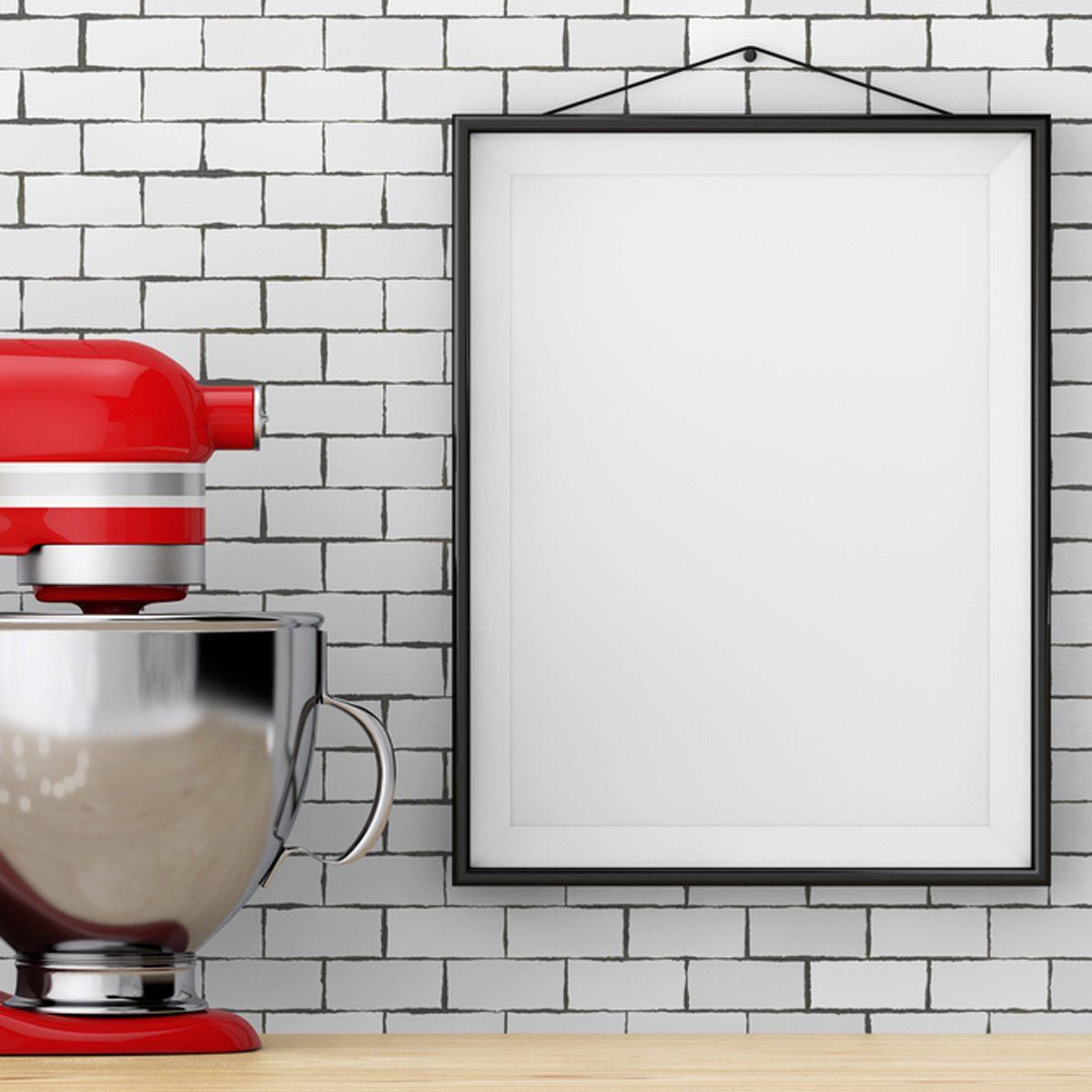 Kitchen Weekly Menu Planner