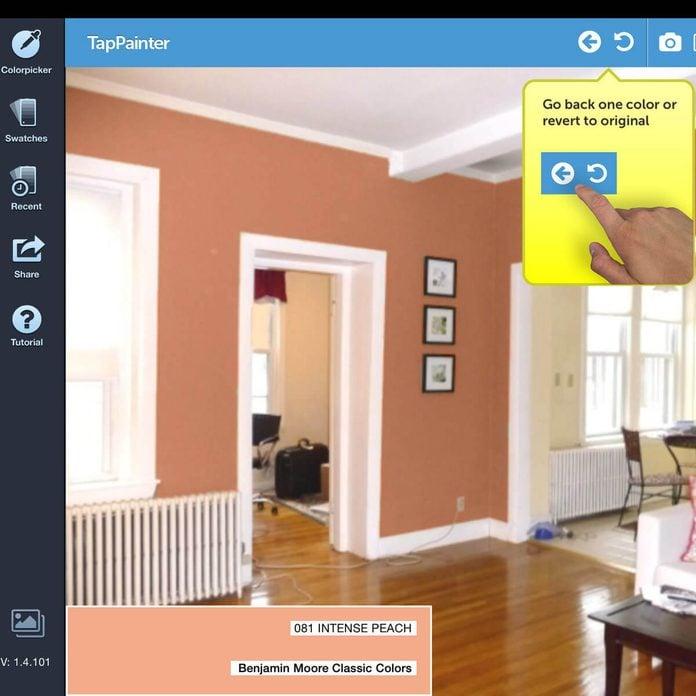 TapPainter app